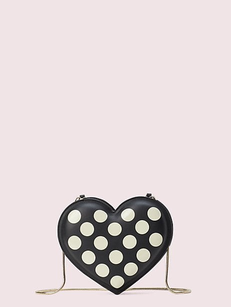 3D Bikini Dot Heart Crossbody