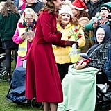 Kate Middleton Colour Outfits