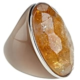 Manu Citrine Agate Ring ($149, originally $245)
