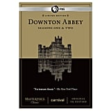 Downton Abbey Seasons 1 and 2 DVDs ($50)