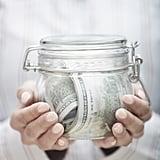 Create a $5 savings jar.