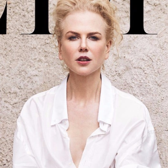 Nicole Kidman's Interview With The Edit February 2017