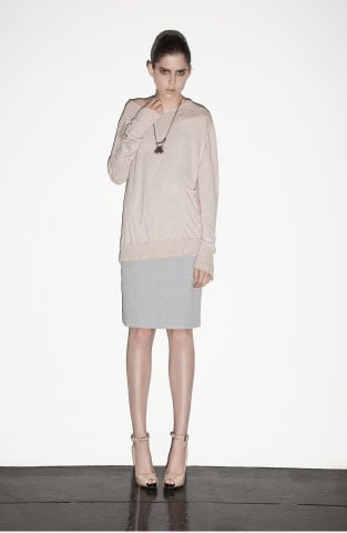 A Look at Tim Hamilton's Artfully Minimal Spring 2011 Lookbook