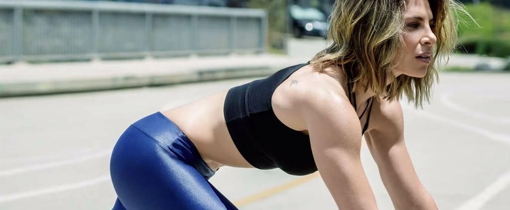 Jillian Michaels Belly-Fat Workout
