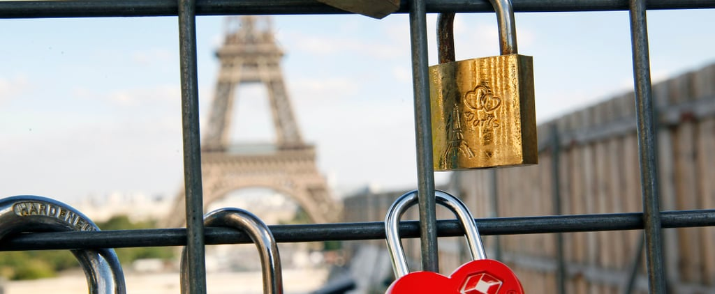 Paris to Continue Spreading the Love By Selling Love Locks  — Plus 4 Other Things You Need to Know Today