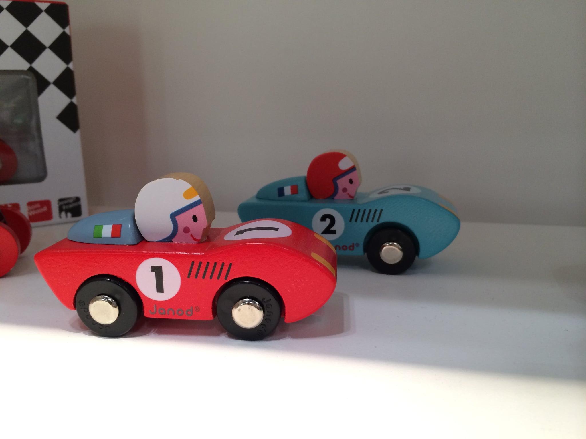 Janod Race Cars