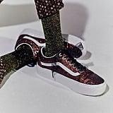 Vans Old Skool Glitter Platform Sneakers