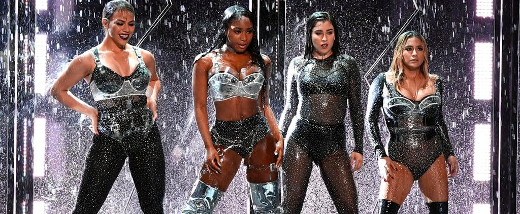 Fifth Harmony's Camila Cabello Shade at VMAs 2017