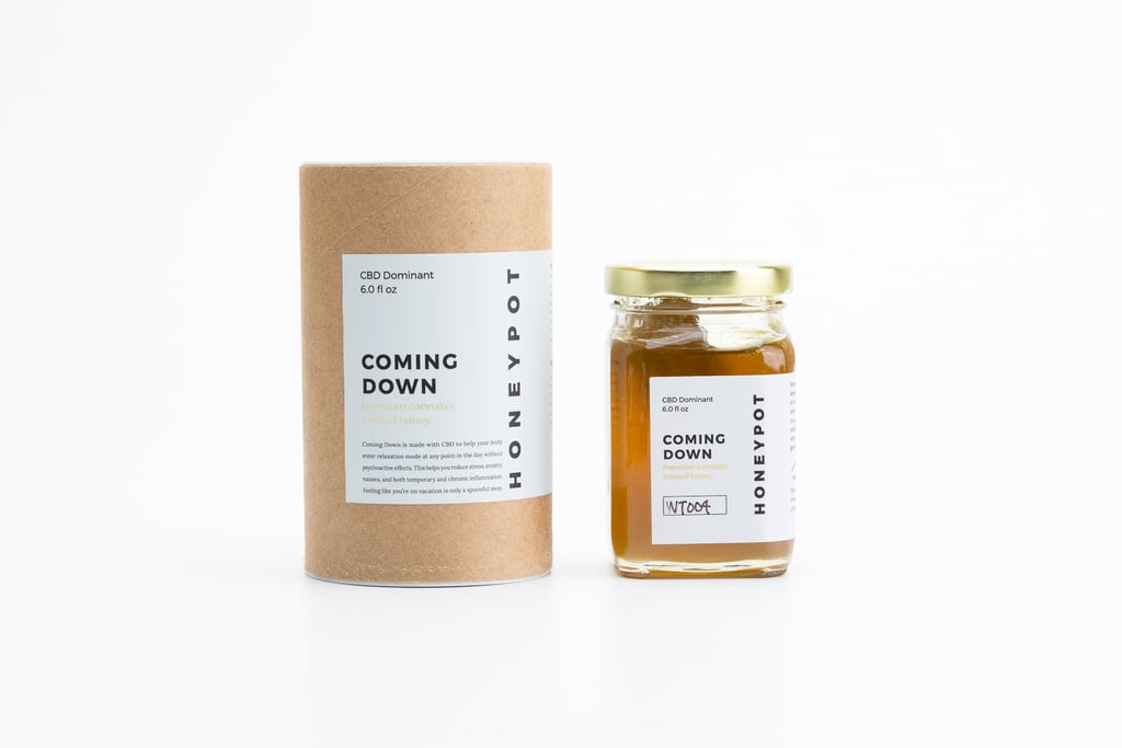 HoneyPot Premium CBD Honey