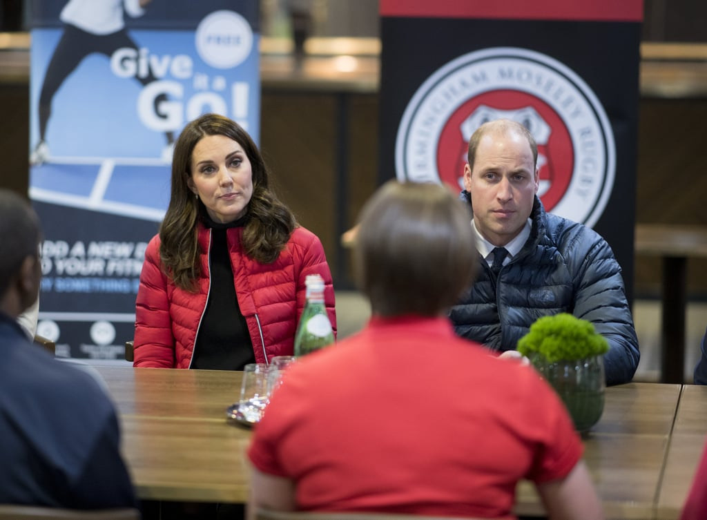 Buckle Up! A Pregnant Kate Middleton Goes Off-Roading in Birmingham With Prince William