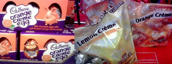 Citrus-Flavored Easter Chocolates