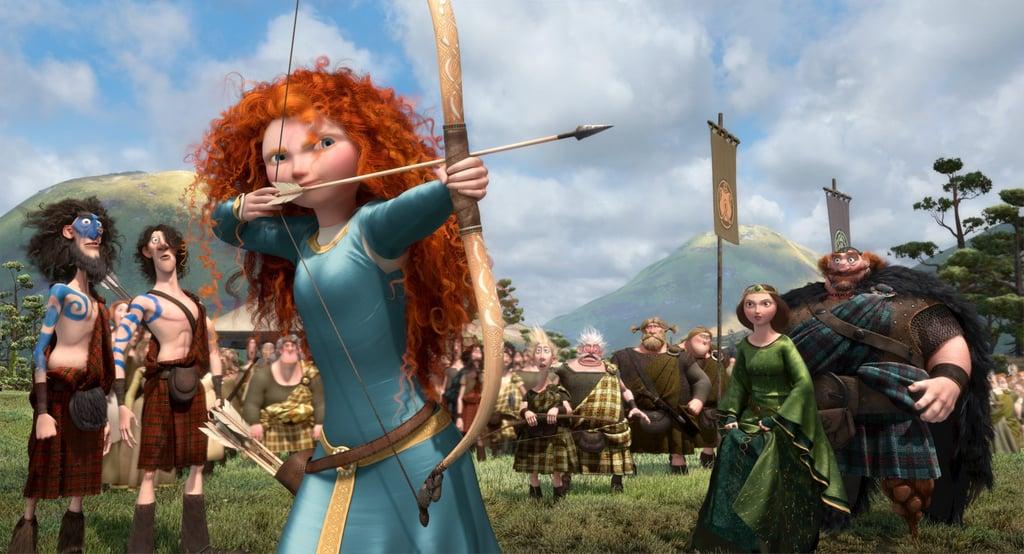 Merida: Archery