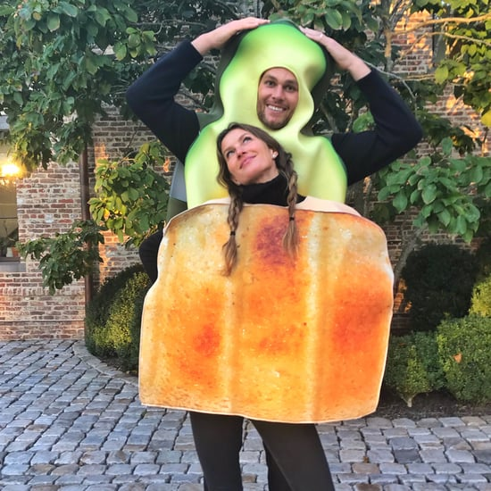 Gisele Bundchen and Tom Brady Halloween Costume 2017