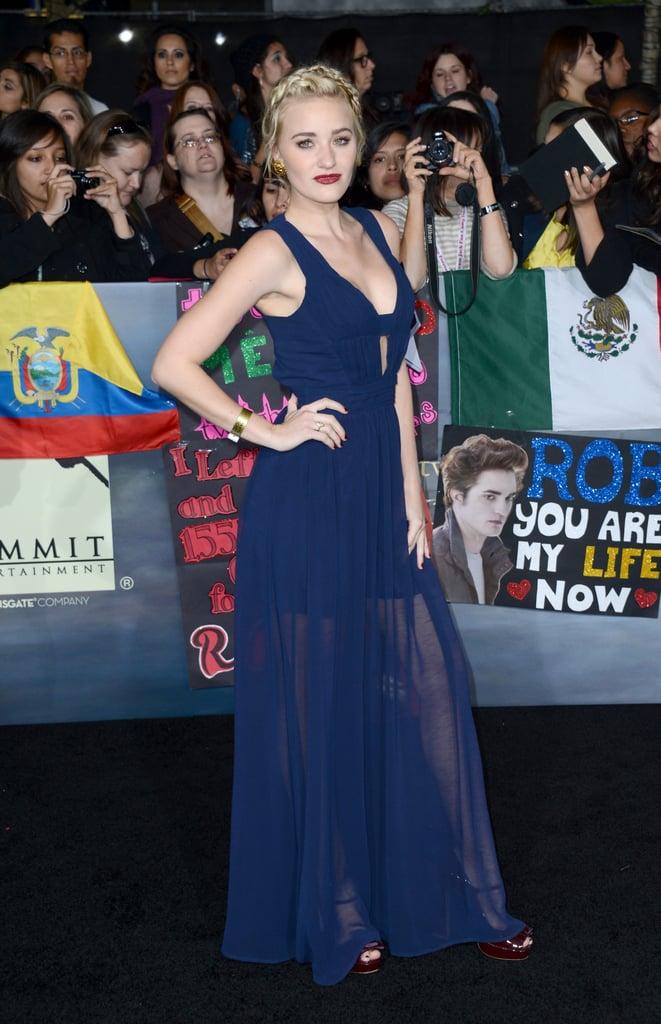 Breaking Dawn Part 2 LA Premiere   Pictures