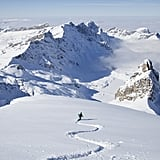 Ski in the Swiss Alps
