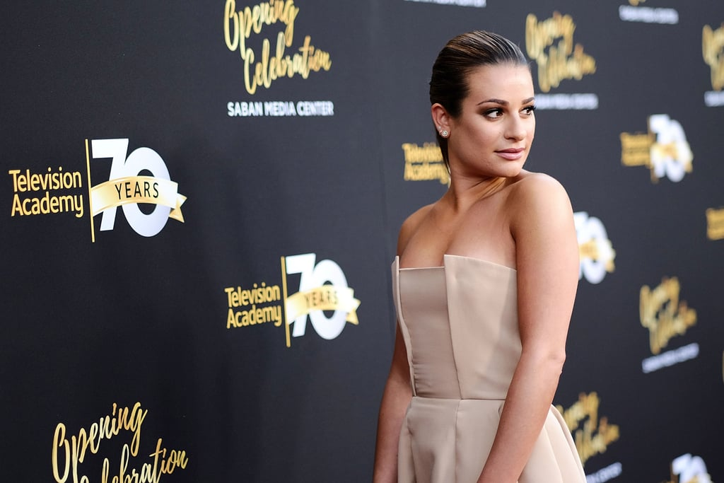Lea Michele at the Television Academy Gala June 2016