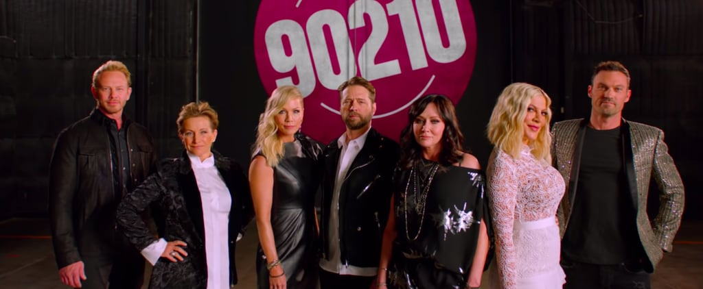 Beverly Hills, 90210 Revival Teaser and Premiere Date