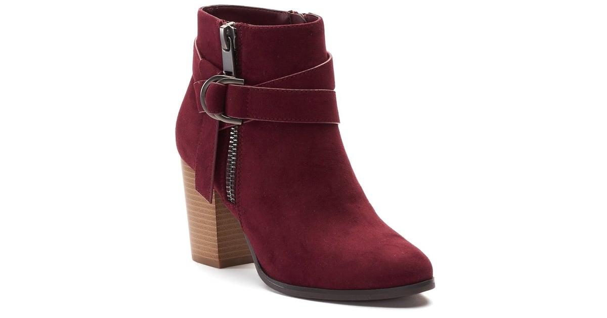 Apt. 9 Advisor Women's Ankle Boots   We