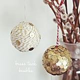 Brass Tack Baubles