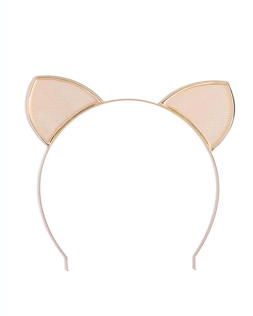 Erin Fetherston for JewelMint Kitty Ears ($30)