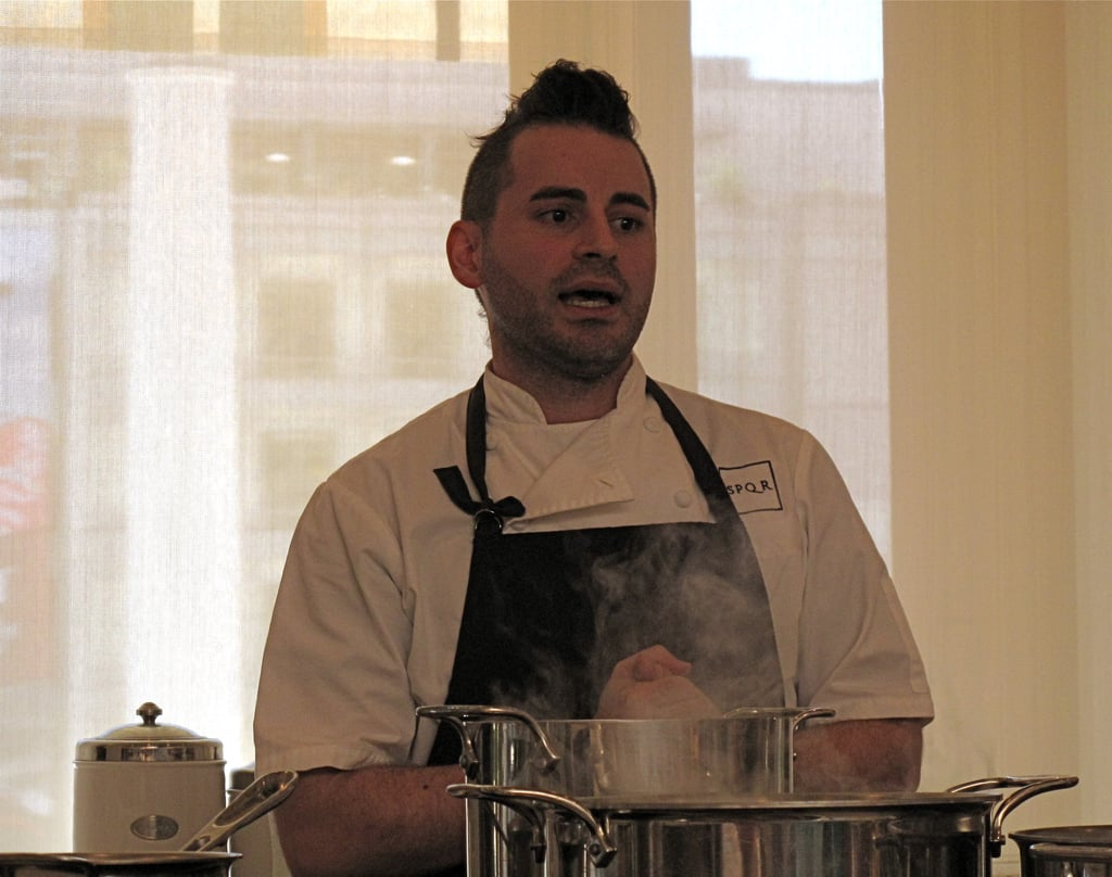 Chef Matt Accarrino Shares How to Shell a Cooked Crab