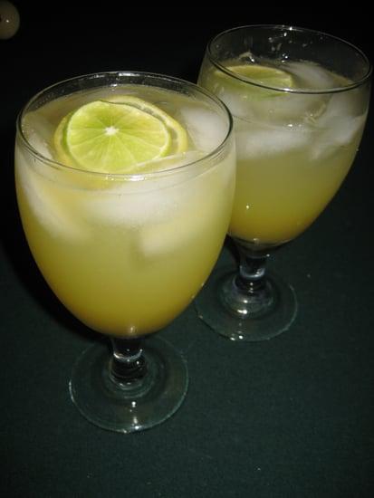 Happy Hour: Citrus Spritzers