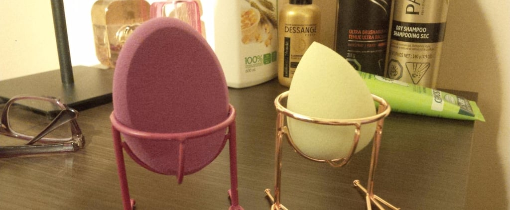 This Beautyblender Storage Solution Is Almost Painfully Cute —and It's Only $5