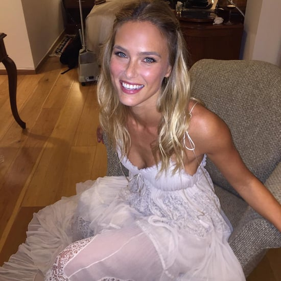 Bar Refaeli Wedding Dress