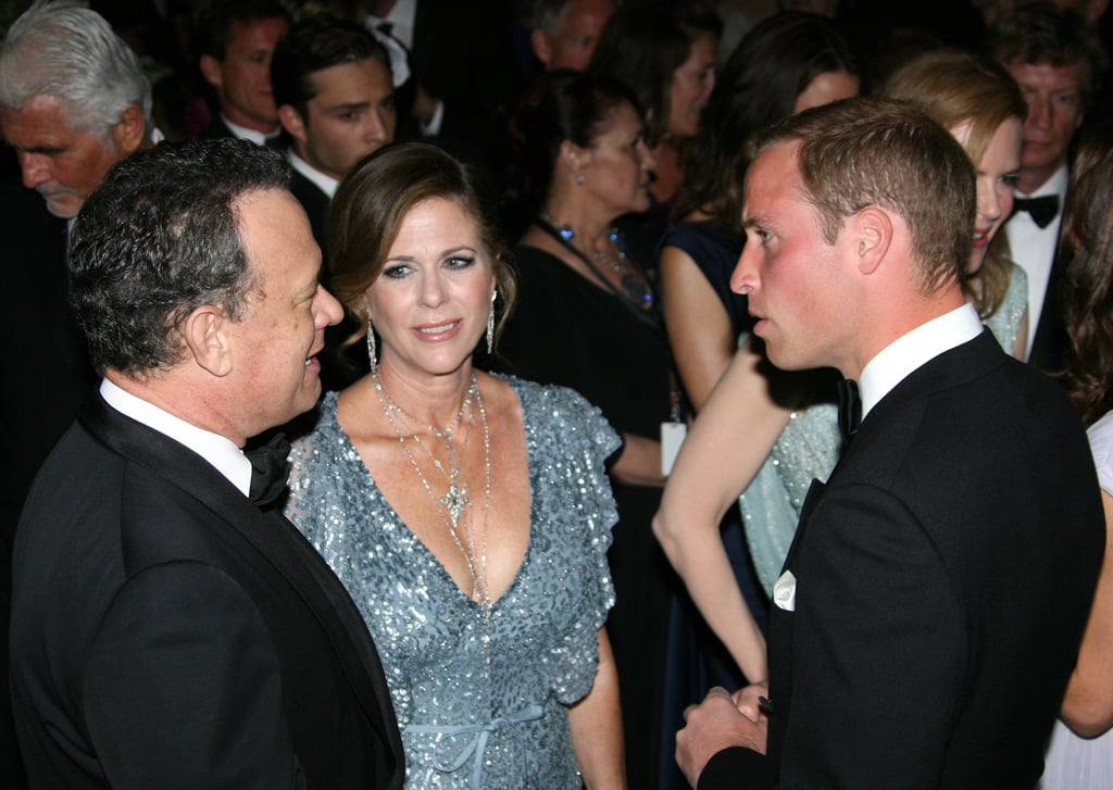 Resultado de imagen de tom hanks prince william