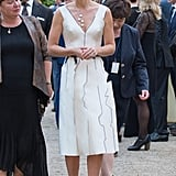 Later in the Day, Kate Attended the Queen's Birthday Garden Party