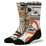 Set your child up as a lifelong Star Wars fan by giving them a solid franchise foundation to stand on, like The Resistance Kids Socks ($16). The high-quality materials and unbeatable style are out of this galaxy.