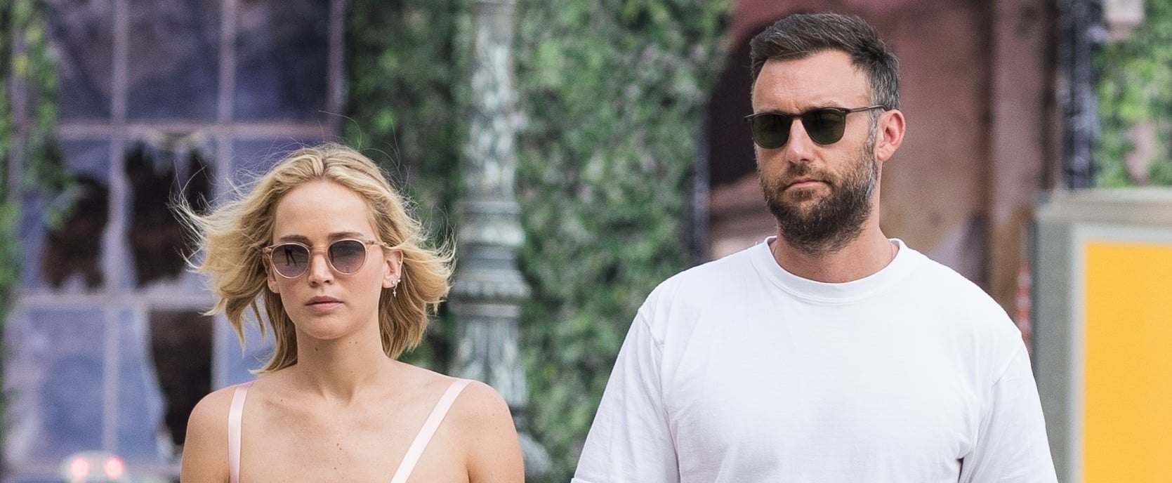 Jennifer Lawrence and Cooke Maroney's Wedding Details