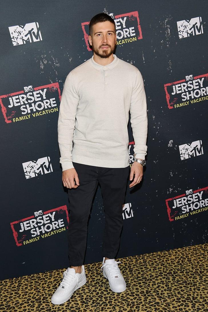 Vinny Guadagnino | Celebrities on Keto Diet | POPSUGAR ...