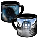Doctor Who Disappearing TARDIS Mug
