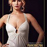 Jennifer Lawrence in American Hustle.
