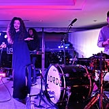 Lorde Kicks Off a Big Grammys Weekend With Her Boyfriend