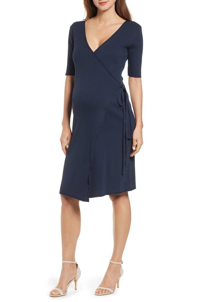 Hatch Naomi Wrap Dress