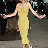 Anna Faris Out in NYC October 2017