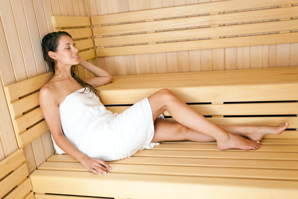Sauna | Beauty Treatments While Pregnant