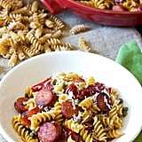 Sausage and Sweet Sun-Dried Pepper Pasta