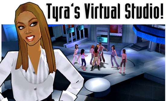 Tyra Hosts A Post Grammy Party Today In Cyberspace