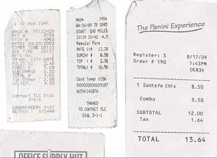 Fake Receipt Generator: Brilliant or Baffling?