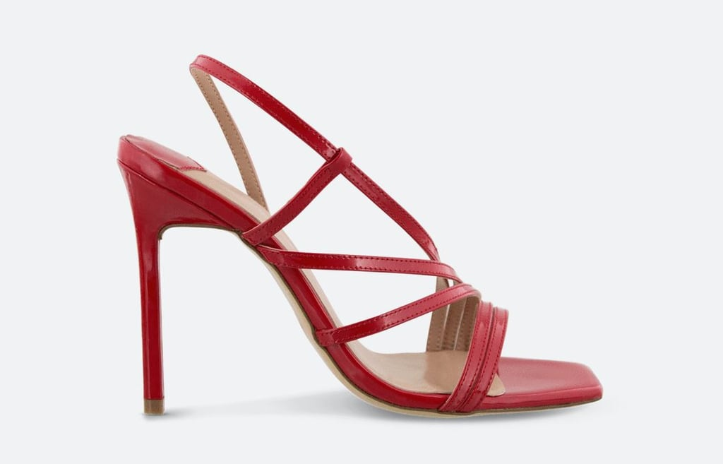 8a7c8dae7 Tony Bianco Selena Red Patent Heels ($150) | Best Strappy Sandals ...