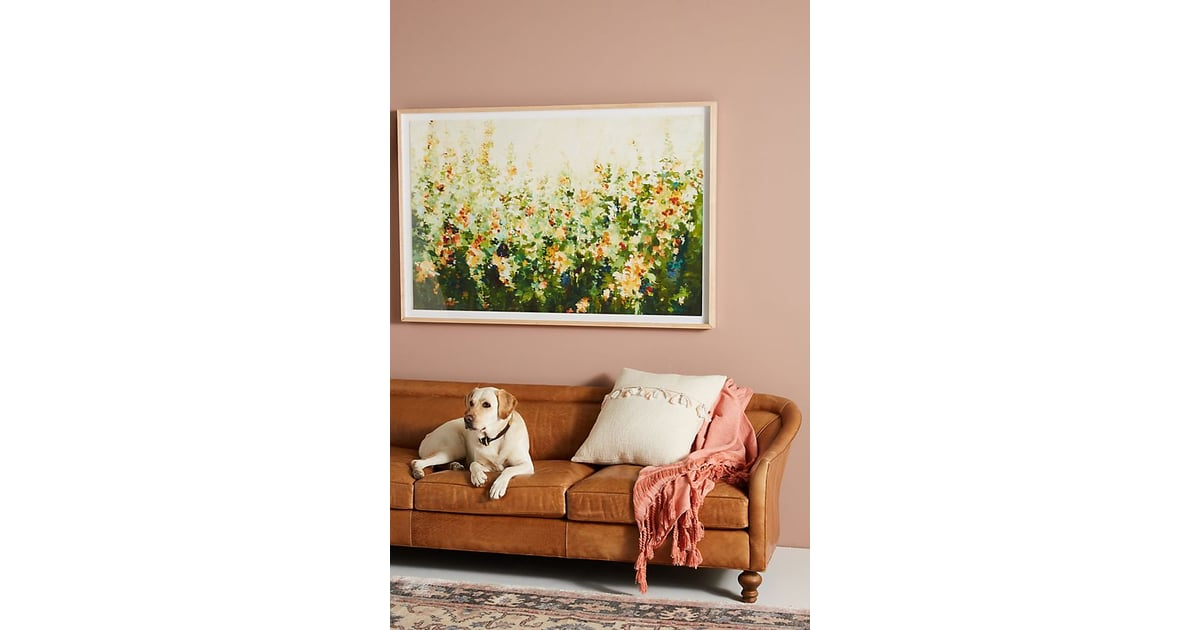 Guseul Park Spring Garden Wall Art Nice Seeing You Money Anthropologie Just Released Pretty Home Decor Items For Spring Popsugar Family Photo 12