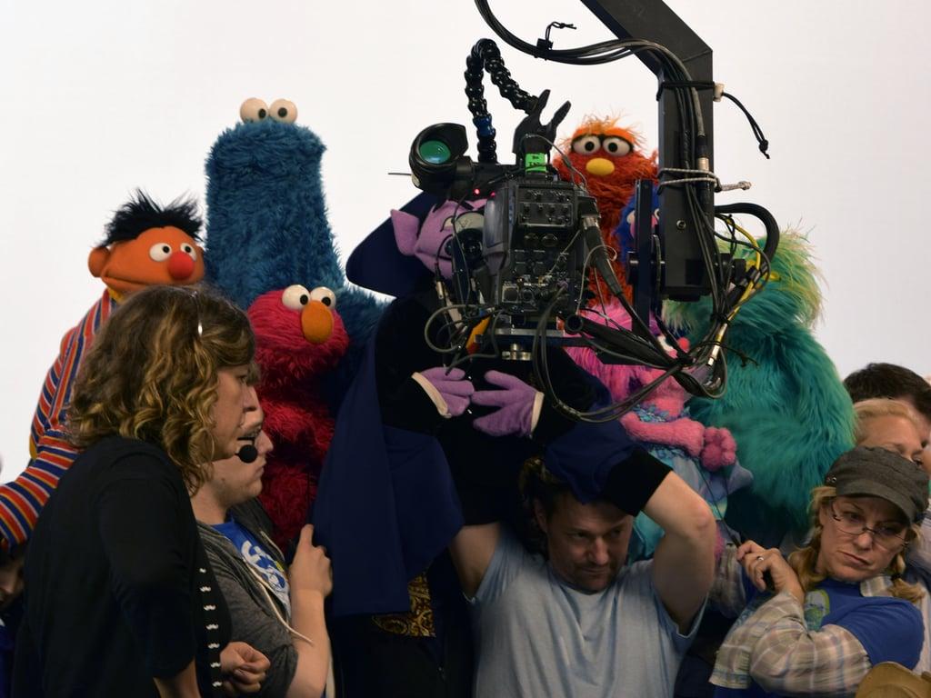 One Crowded Scene