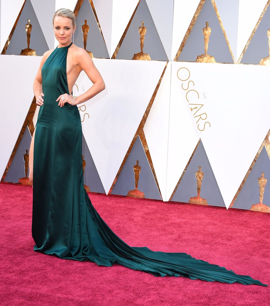 Rachel McAdams Dominates Every Red Carpet She Walks Down
