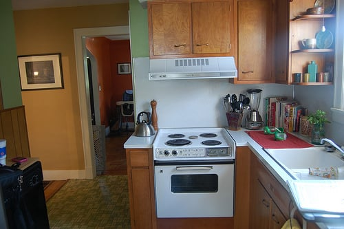 Before and After: Lauren's Retro-Modern Kitchen