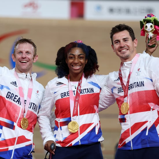 Team GB's Full Medal List at the Tokyo Paralympics 2020