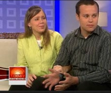 Video: Josh and Anna Duggar Expecting a Girl!