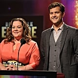 Joshua Jackson and Melissa McCarthy announce the 2011 Primetime Emmy nominees.